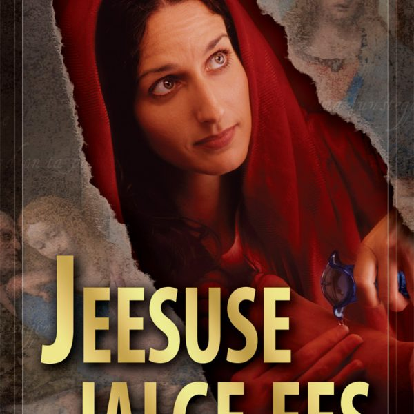 Jeesuse Jalge Ees   Esikaas
