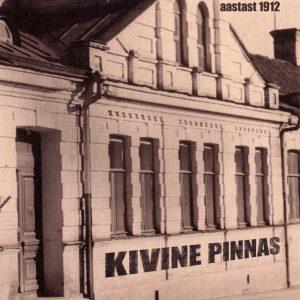 Kivine Pinnas. Rakvere Seitsmenda Päeva Adventkoguduse Ajalugu Alates Aastast 1912