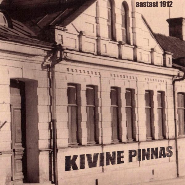 Kivine Pinnas   Esikaas