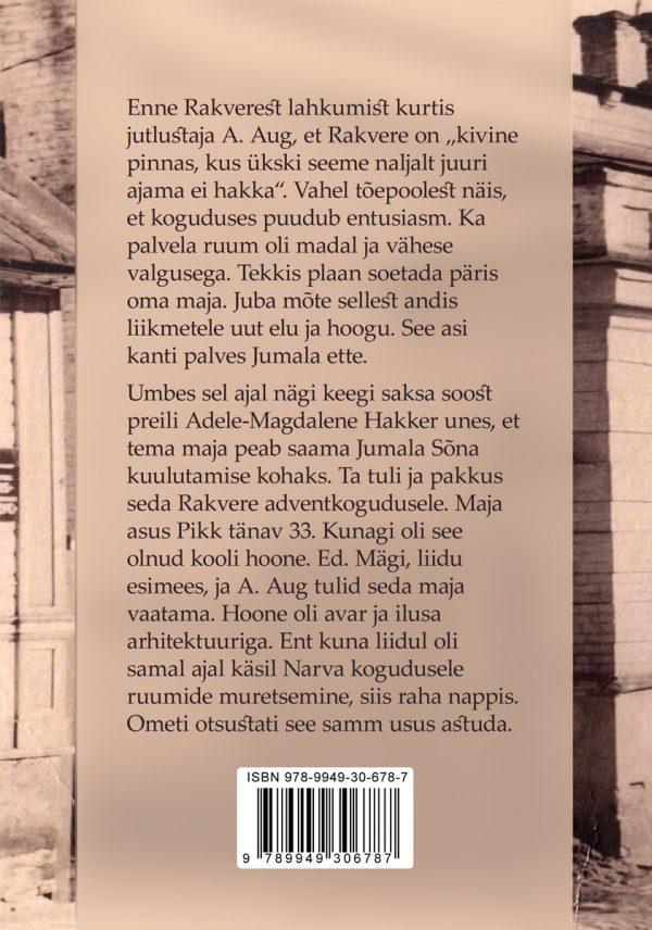 Kivine Pinnas   Tagakaas