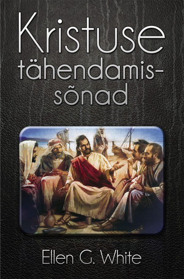 Kristuse Tahendamissonad   Esikaas