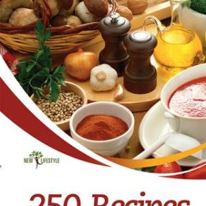 250 Recipes For Healing And Prevention, George Pamplona-Roger, Ester Malaxetxebarria