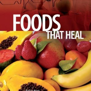 Foods That Heal, George D. Pamplona-Roger