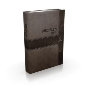 Disciple's Bible, NKJV, Brown