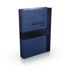 Disciple's Bible, NKJV, Blue