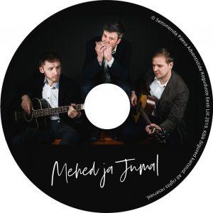 """CD """"Mehed Ja Jumal"""" – Joosep, Toomas, Sander Jt."""