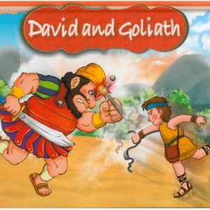Bible Stories Pop-up – David And Goliath