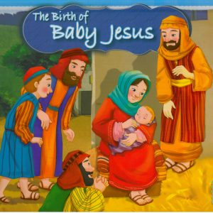 Bible Stories Pop-up – The Birth Of Baby Jesus