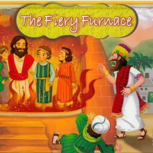 Bible Stories Pop-up – The Fiery Furnace