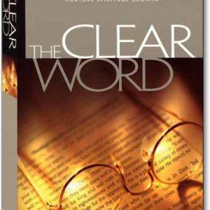 Piibel, Inglise, The Clear Word, Jack J. Blanco
