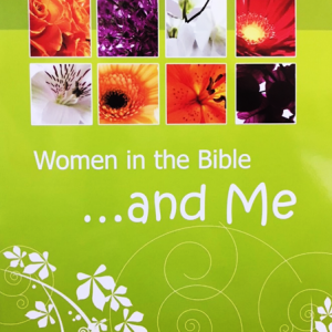Värviraamat Women In The Bible And Me (kahepoolne)